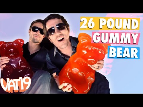 VAT19   26 Pound Party Gummy Bear Candy | Video