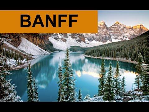 ПУТЕШЕСТВИЕ - НАЦИОНАЛЬНЫЙ ПАРК БАНФ   BANFF NATIONAL PARK TRIP [HD1080]  (видео)