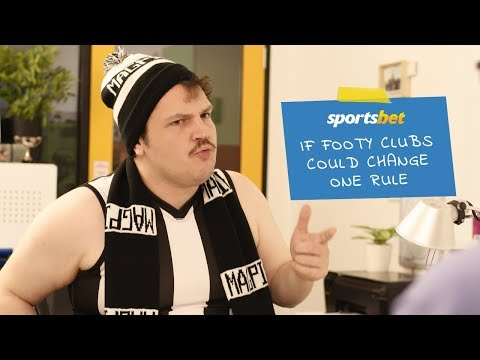 If Footy Clubs Could Change One Rule