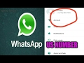 Best Whatsapp Hack 2017(New method) #100% working trick