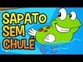 Cante junto com a música infantil do Sapato sem Chulé e sua família