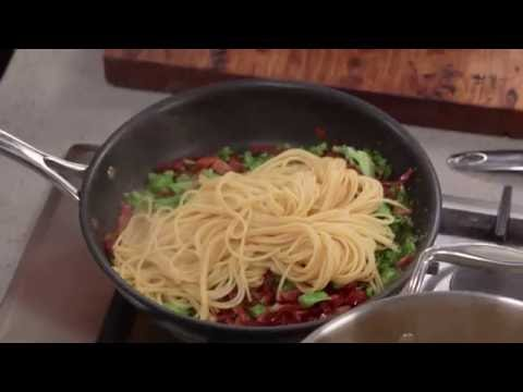 Primo 4 Ingredient Prosciutto Pasta | Everyday Gourmet S6 E30