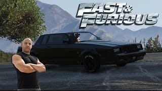 Nonton FAST AND FURIOUS 4 - Dom's 1987 Buick Grand National Car Build! - Gta 5 Film Subtitle Indonesia Streaming Movie Download