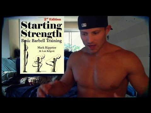 Starting Strength 5×5 training review