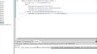 [Java cơ bản] Bài 30: Try – Catch (Phần 1)