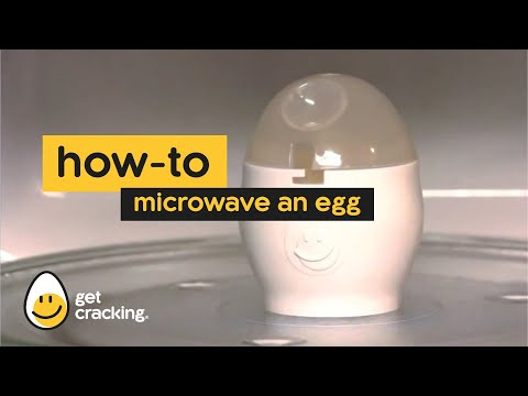 How-To: Make Microwaved Eggs