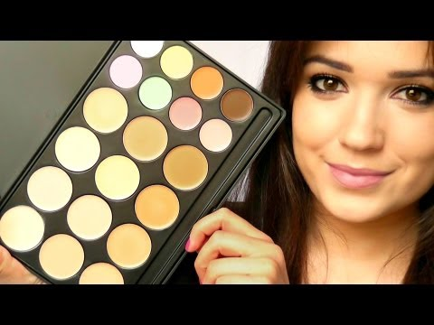 concealer - Makeup for beginners : http://www.youtube.com/playlist?list=PL-Msn98dpT8fvuu0OKZ1V4lsxRpbKkHE7 Twitter: http://twitter.com/#!/SineadyCady Instagram. User nam...