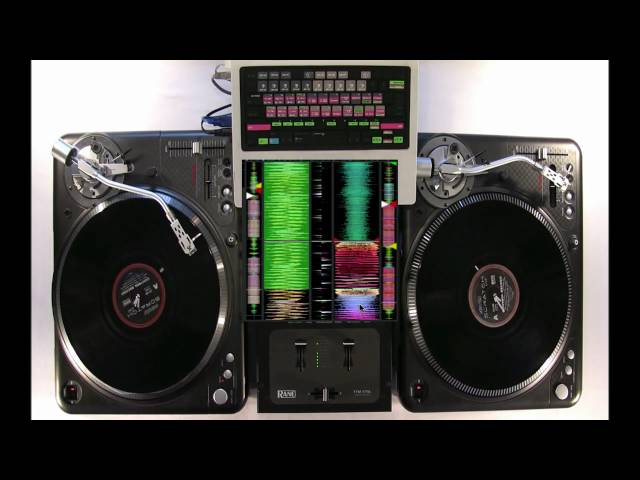 Using manual loops creatively in Serato scratch live