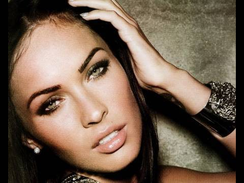megan fox makeup products. hair megan fox makeup. megan