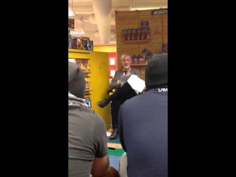Vidéo de Joseph Delaney