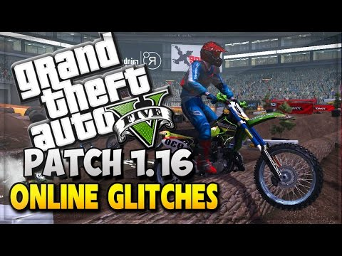 changes - GTA 5 Glitches Online - GTA V & GTA 5 Glitches After Patch 1.16 (GTA 5 Online Gameplay & GTA 5 Glitches) GTA 5 & GTA 5 Online http://bit.ly/1hfHVIA Subscribe! ▻ Follow Me On Twitter: https://twit...