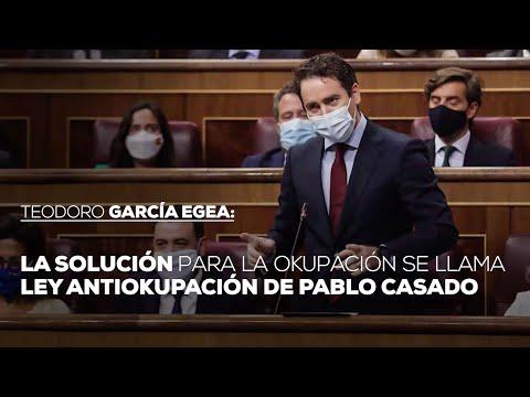 La solución para la okupación se llama Ley Antiokupación de Pablo Casado