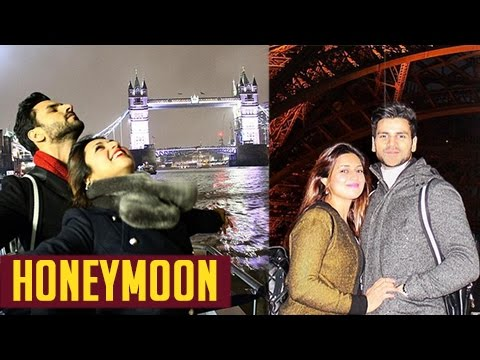 Divyanka & Vivek EUROPE HONEYMOON Pictures | Ye Ha