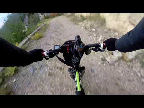 Bike tour in the Alps. Велопутешествие в Альпах (видео)