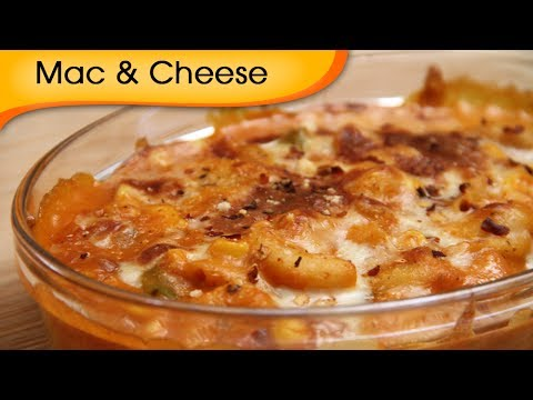 Mac and Cheese with Beans – Easy to Make Mac n Cheese Recipe By Ruchi Bharani