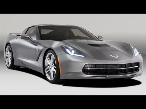 Corvette Stingray Length on 2014 Chevrolet Corvette Stingray  The Beginning Of A New Era   The
