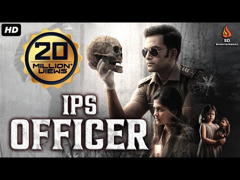 IPS Officer - Catherine Tresa, Prithviraj | South Indian Action Movies Dubbed in Hindi Full Movie