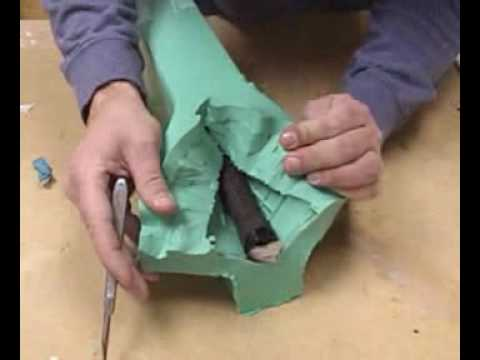 molding - Block mold explanation. This is the most basic mold method for silicone rubber. This is a good method when speed is more important than overall cost. We used...