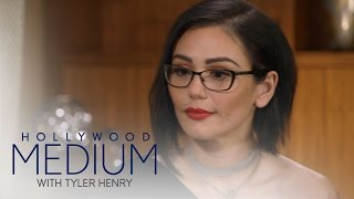 Video JWoww Gets Signal From Husband's Friend During Reading | Hollywood Medium With Tyler Henry | E! MP3, 3GP, MP4, WEBM, AVI, FLV Maret 2018