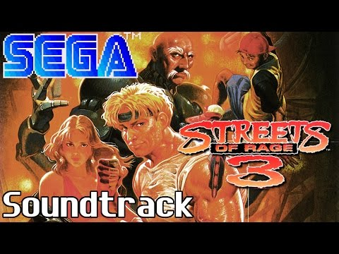 [SEGA Genesis Music] Streets of Rage 3 - Full Original Soundtrack OST