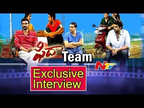 Fidaa Movie Team Exclusive Interview
