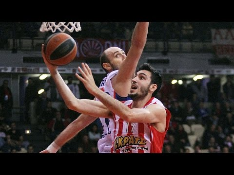 Highlights: Top 16, Round 12 vs. Olympiacos Piraeus