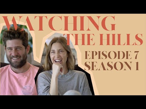 Reacting to 'THE HILLS' | Episode 7, Season 1 | Whitney Port