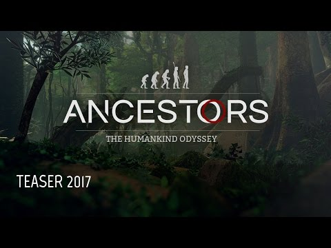 ANCESTORS: The Humankind Odyssey Teaser 2017 (Pre-Alpha Footage) (видео)