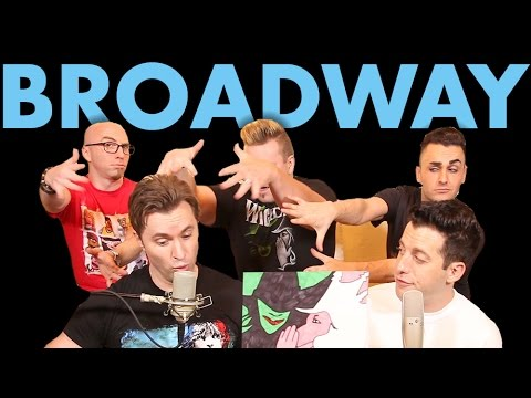 broadway - An a cappella top 10 countdown of our favorite broadway songs! What top 10 do you want to hear next? Leave us a comment and let us know! Buy Tickets for the ...