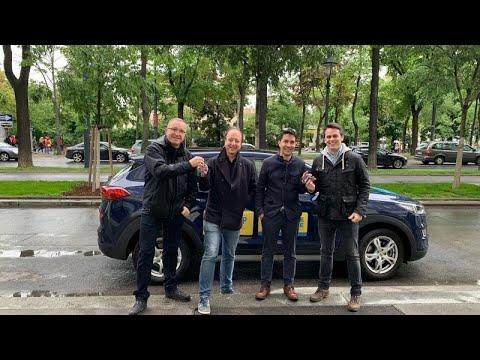 #EuRoadtrip-42η Ημέρα: Από τα Βαλκάνια στην Κεντρική Ευρώπη