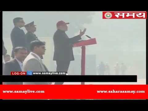 PM Modi in NCC parade in Delhi