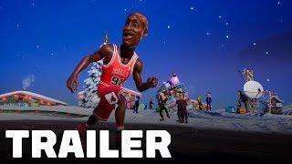 NBA 2K Playgrounds 2 - Christmas DLC Trailer by IGN