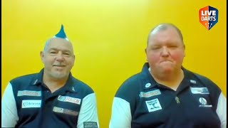 """""""He's with us with every dart"""" – Simon Whitlock & Damon Heta pay emotional tribute to Kyle Anderson"""