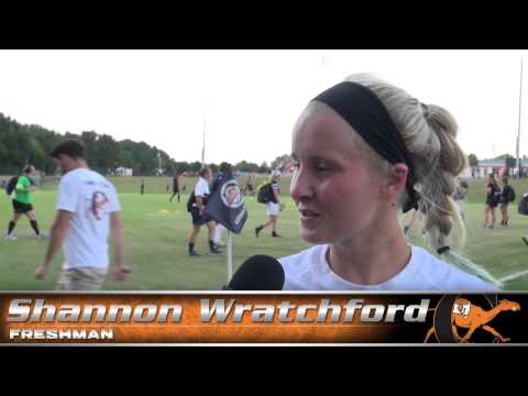 Women's Soccer vs. ETSU - 9/18/15