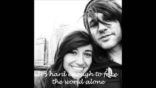 Blessthefall-Open Water (ft.Lights) Lyrics+Slideshow