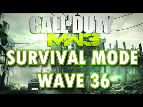 bakaara - Playing Survival Mode with my friend VitalityBonus We camp for the most part, my team-mate is blocking the stairs. Call Of Duty Modern Warfare 3 Survival Mod...