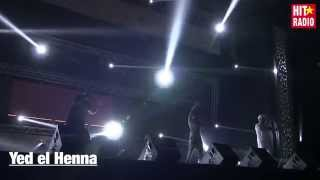 """Yed El Henna"" de Fnaïre en live à Mawazine 2015 avec HIT RADIO"