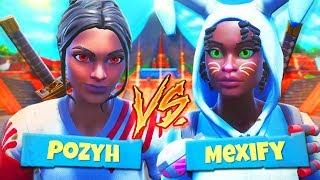 MEXIFY vs POZYH! 🔥 | Fortnite Battle Royale