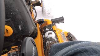 9. First drive of the trade in Cub Cadet 1517