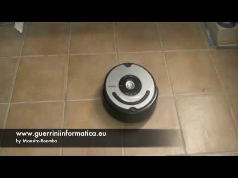 Radio comando Roomba IR500 e standard