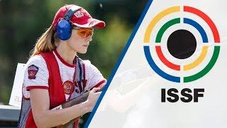 Finals Skeet Women Junior - 2015 ISSF Junior Cup in Suhl (GER)