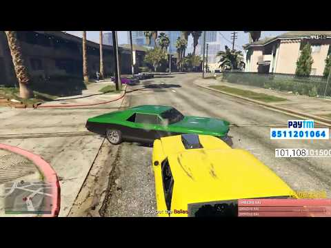 [Hindi]Grand Theft Auto V | Thoda Fun Karte He