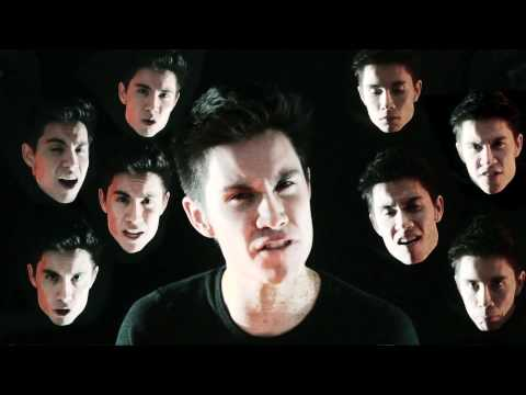"""Somebody that I Used to Know"" (A cappella cover) - Sam Tsui"
