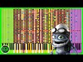 Impossible Remix Axel F crazy Frog