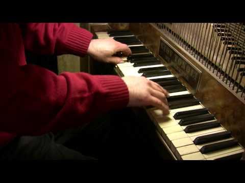 Bach - BWV 742 - Ach Herr, Mich Armen Sünder