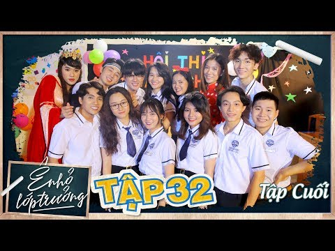Ê ! NHỎ LỚP TRƯỞNG | TẬP 32  - TẬP CUỐI | Phim Học Đường 2019 | LA LA SCHOOL - Thời lượng: 21 phút.