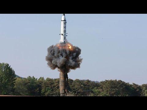 Νέα καταδίκη από ΟΗΕ της πυραυλικής δοκιμής της Β. Κορέας