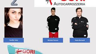 #vaporetti2018 Equipaggio N°2 Autoccarrozzeria Gori