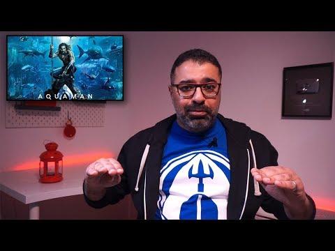 """مراجعة """"فيلم جامد"""" لـ Aquaman: تجربة ممتعة وغنية"""