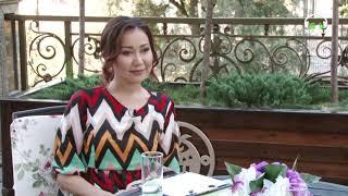 """""""Muz Live"""" көрсөтүүсү Нурайым Азыкбаева"""